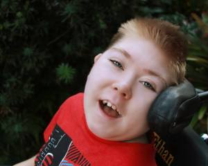 Ethan Rediske (photo used by permission of his mother, Andrea Rediske) #EthansAct