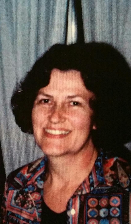 My Mom (from family photos of Teresa TL Bruce)