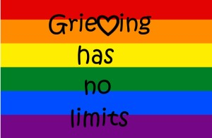 Grieving has no limits graphic compiled by Harmony Bruce
