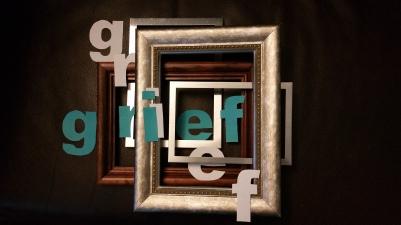 grief, frame, family, teal, TealAshes.com, Teresa TL Bruce