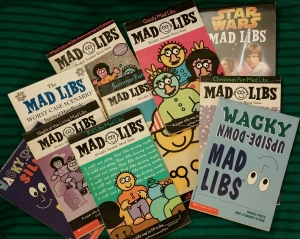 Mad Libs became a part of our family's humor culture that we continue to enjoy.