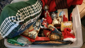 Emptied of adornments and social obligations, the post-holiday season sometimes leaves mourners feeling more bereaved than before. (photo by Teresa TL Bruce, TealAshes.com)